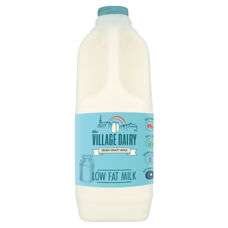 Fresh Low Fat Milk