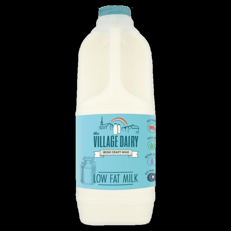 Fresh Low Fat Milk
