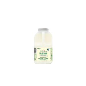 Organic Cream - The Village Dairy