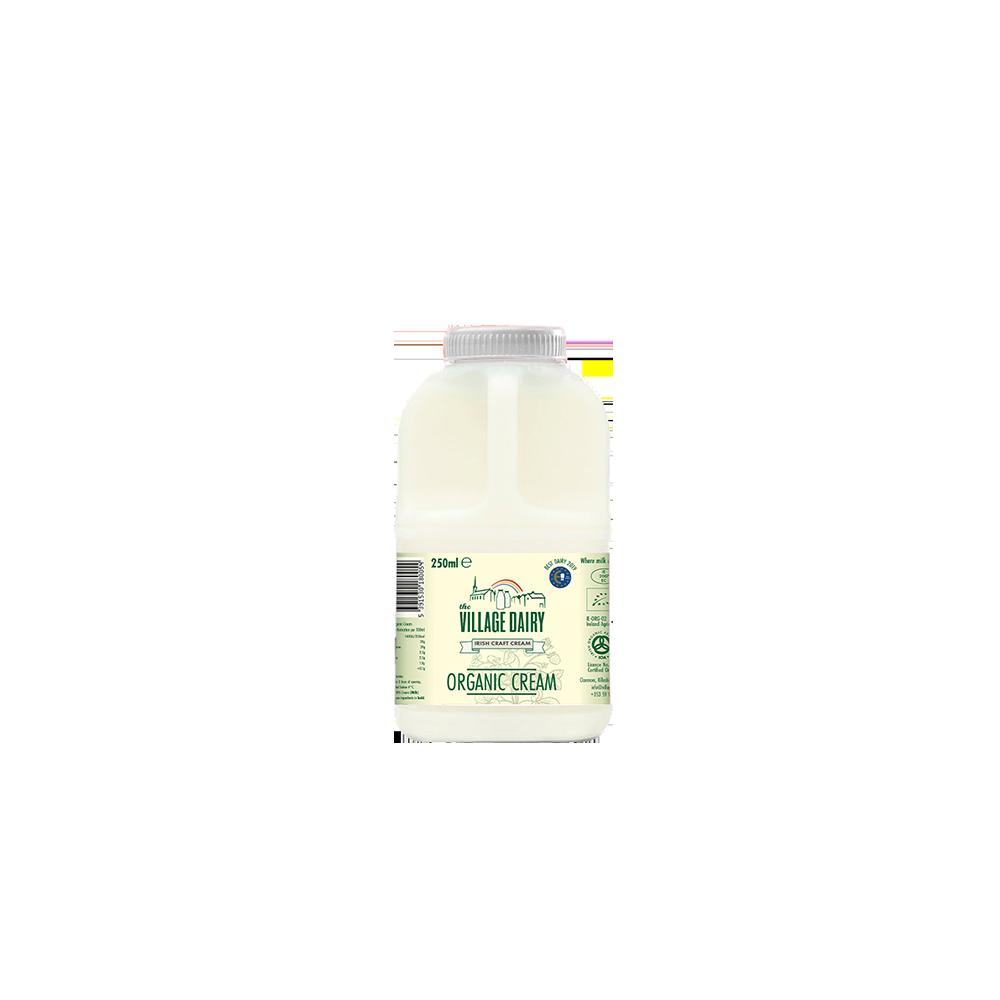 Organic Cream - The Village Dairy