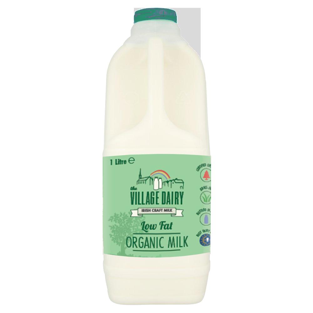 Organic Low Fat Milk