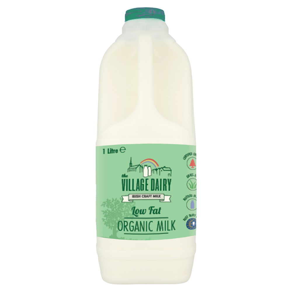 Organic Low Fat Milk