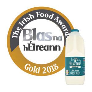 Blas - Gold 2018 - The Village Dairy