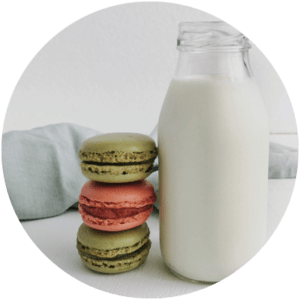 Milk and Cookies - The Village Dairy